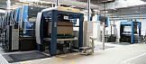 Druga wielkoformatowa maszyna offsetowa KBA Rapida  w drukarni firmy Werner Kenkel